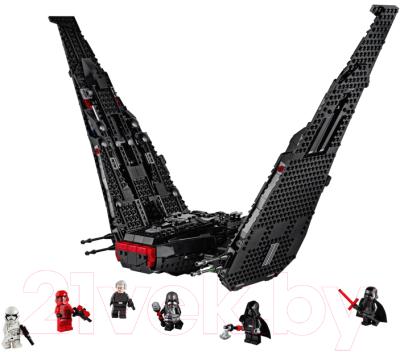 Конструктор Lego Star Wars Шаттл Кайло Рена 75256