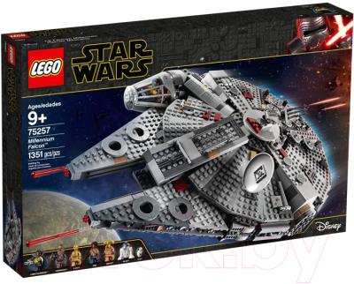 костюм клона командора коди star wars 36 38 Конструктор Lego Star Wars Сокол Тысячелетия 75257