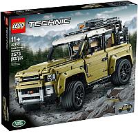Конструктор Lego Technic Внедорожник Land Rover Defender 42110 -