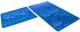 Набор ковриков Shahintex Vintage SHV001 60x100/60x50 (синий) -