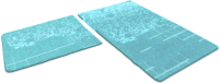 Набор ковриков Shahintex Vintage SHV001 60x100/60x50 (мятный) -