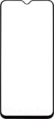 Защитное стекло для телефона Volare Rosso Fullscreen Full Glue для Redmi Note 8 Pro (черный)