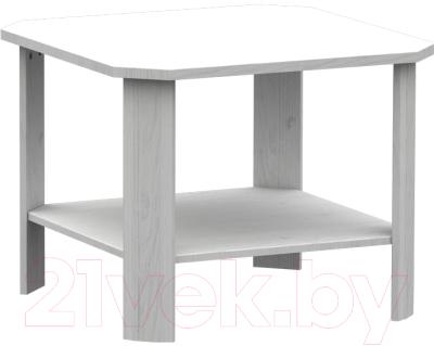 Журнальный столик WellMaker Норманн СЖ-70 ПП (дижон)