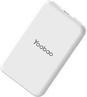 Портативное зарядное устройство Yoobao Power Bank P6w (белый) -