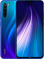 Смартфон Xiaomi Redmi Note 8 4GB/128GB (Neptune Blue) -