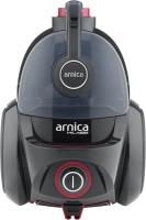 Пылесос Arnica Mila Trend / ET14442 (черный/красный) -