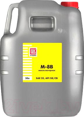 Моторное масло Лукойл М-8В / 2983 (50л)
