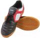 Бутсы футбольные Atemi SD730A Indoor (черный/белый/красный, р-р 39) -