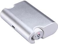 Беспроводные наушники Platinet PM1080W Bluetooth + зарядный футляр (белый) -