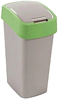 Мусорное ведро Curver Flip Bin 50L / 195022 (зеленый) -