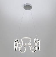 Потолочный светильник Евросвет 90171/2 (хром) -