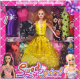 Кукла с аксессуарами Ausini YX003B -