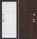 Входная дверь el'Porta Porta S 4.П22 Almon 28/Bianco Veralinga (88x205, левая) -