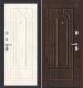 Входная дверь el'Porta Porta S 55.55 Almon 28/Nordic Oak (88x205, левая) -