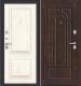 Входная дверь el'Porta Porta S 55.К12 Almon 28/Nordic Oak (88x205, левая) -