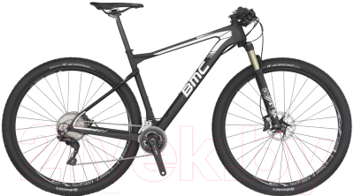 Велосипед BMC Teamelite 01 TWO XT Di2 2018 / TE01Two (M, черный/красный/белый)