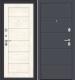 Входная дверь el'Porta Porta S 4.Л22 Graphite Pro/Nordic Oak (98x205, левая) -