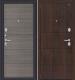 Входная дверь el'Porta Porta S 4.П50 Almon 28/Grey Veralinga (98x205, левая) -