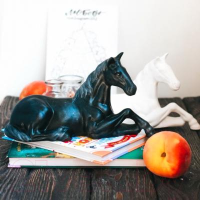 Статуэтка Нашы майстры Лошадь 2 3082 (декорированная)