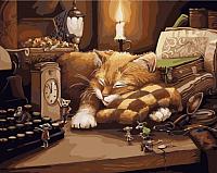 Картина по номерам Picasso Любимая подушка (PC4050527) -