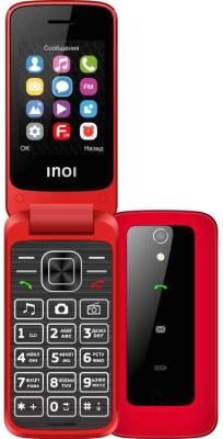 Мобильный телефон Inoi 245R (красный)