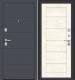 Входная дверь el'Porta Porta S 4.Л22 Graphite Pro/Nordic Oak (98x205, правая) -
