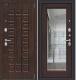 Входная дверь el'Porta Porta S 51.П61 Almon 28/Wenge Veralinga (98x205, правая) -