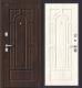 Входная дверь el'Porta Porta S 55.55 Almon 28/Nordic Oak (98x205, правая) -