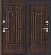 Входная дверь el'Porta Porta S 55.55 Almon 28/Almon 28 (98x205, правая) -