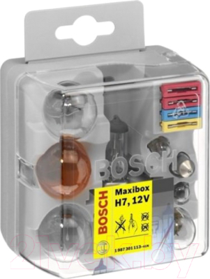 Комплект автомобильных ламп Bosch 1987301113