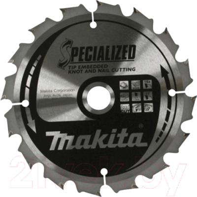 Пильный диск Makita B-31289