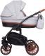 Детская универсальная коляска Riko Piano 3 в 1 (01/Grey Fox) -