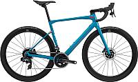 Велосипед BMC Roadmachine 01 Three Sram Force AXS 2020 / 301829 (58, синий/красный/черный) -