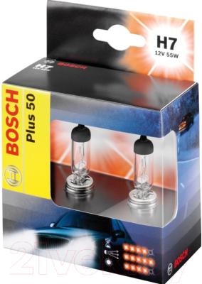 Комплект автомобильных ламп Bosch 1987301086