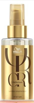 Масло для волос Wella Для интенсивного блеска волос