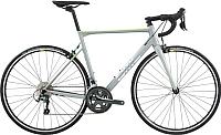 Велосипед BMC Teammachine Alr Two Tiagra 2020 / 301823 (54, серый/серебристый/желтый) -