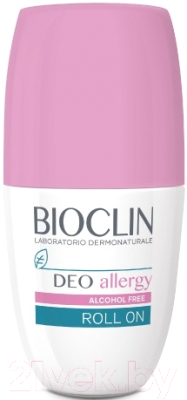 Дезодорант шариковый Bioclin Deo Allergy (50мл)