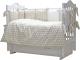 Комплект постельный в кроватку Топотушки 12 месяцев / 361/8 (серый) -