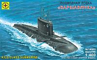 Сборная модель Моделист Подводная лодка Варшавянка 1:400 / 140055 -