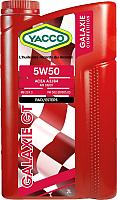 Моторное масло Yacco Galaxie GT 5W50 (1л) -