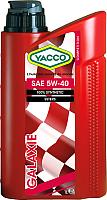 Моторное масло Yacco Galaxie 5W40 (1л) -
