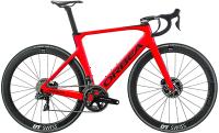 Велосипед Orbea Orca Aero M10iTEAM-D 2019 / J157AL (60, черный/красный) -