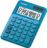 Калькулятор Casio MS-20UC-BU-S-ES (голубой) -