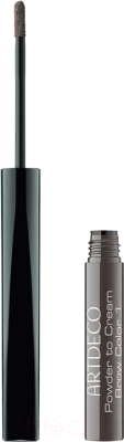 Тени для бровей Artdeco Powder To Cream Brow Color 58281.1 smashbox brow tech to go