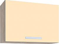 Шкаф под вытяжку Интерлиния Мила ВШГ50-360 (ваниль) -