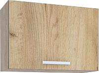 Шкаф под вытяжку Интерлиния Мила ВШГ50-360 (дуб золото) -