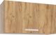 Шкаф под вытяжку Интерлиния Мила ВШГ60-360 (дуб золотой) -