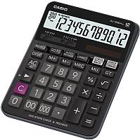 Калькулятор Casio DJ-120DPLUS-W-EP (черный) -
