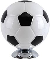 Прикроватная лампа Kinklight Мяч 074100.01 (черный/белый) -