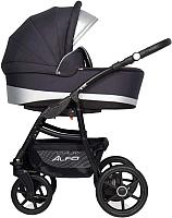 Детская универсальная коляска Riko Alfa Ecco 3 в 1 (01/Silver) -